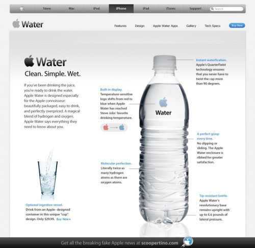 Applewater